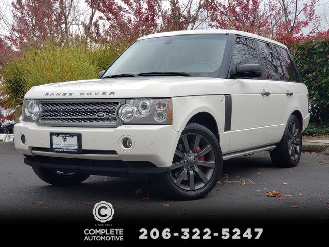 2008 Land Rover Range Rover (CC-1296346) for sale in Seattle, Washington