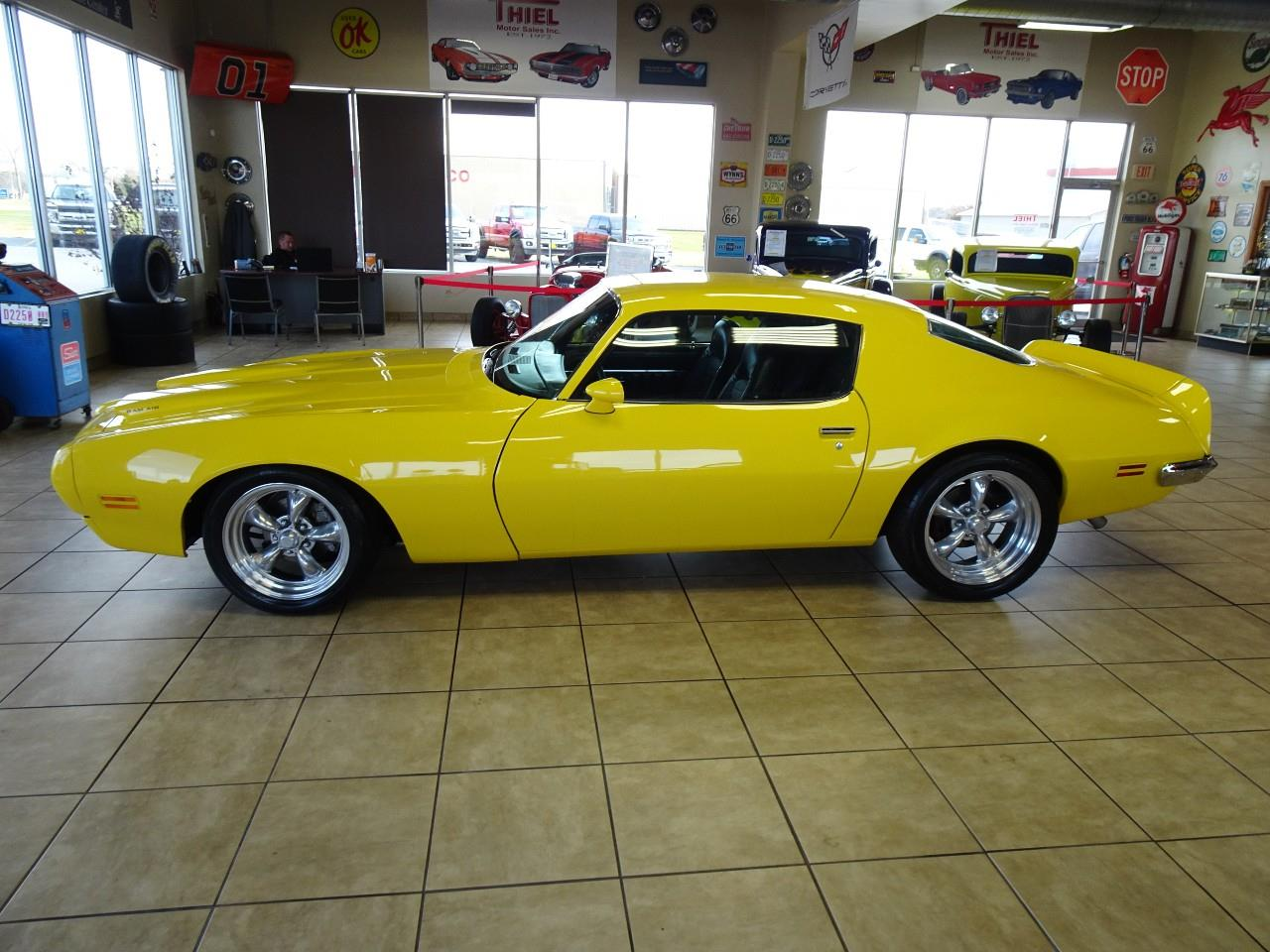 1970 Pontiac Firebird (CC-1296347) for sale in De Witt, Iowa