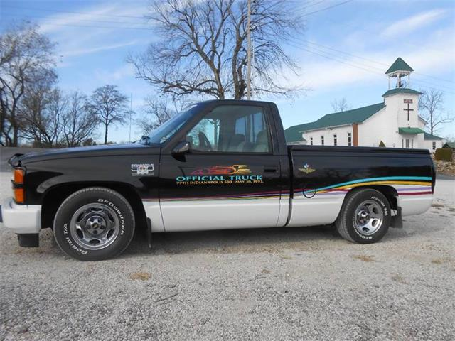 1993 Chevrolet Silverado (CC-1296349) for sale in West Line, Missouri