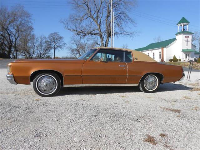 1972 Pontiac Grand Prix (CC-1296351) for sale in West Line, Missouri