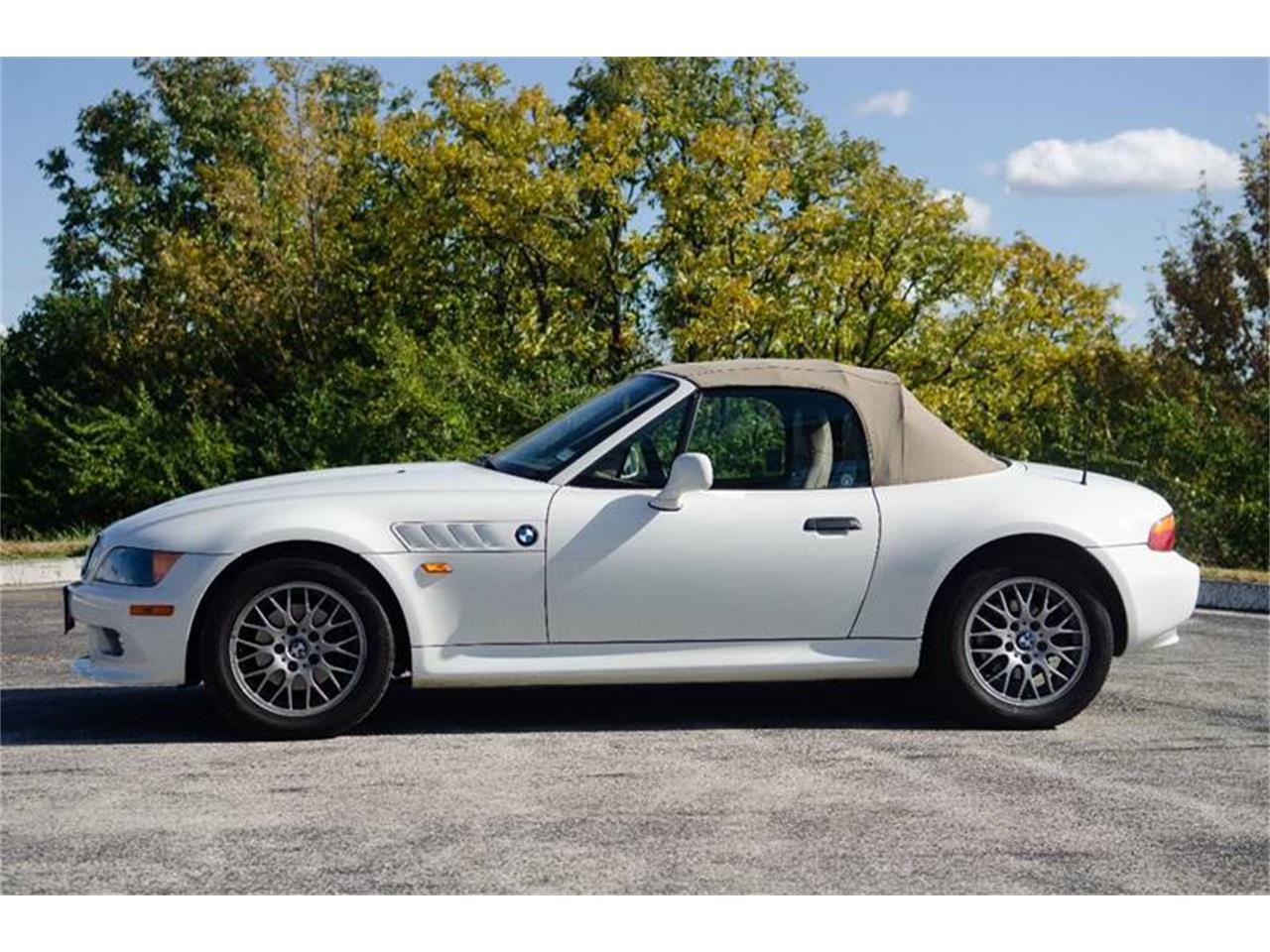 1998 BMW Z3 (CC-1296352) for sale in St Louis, Missouri