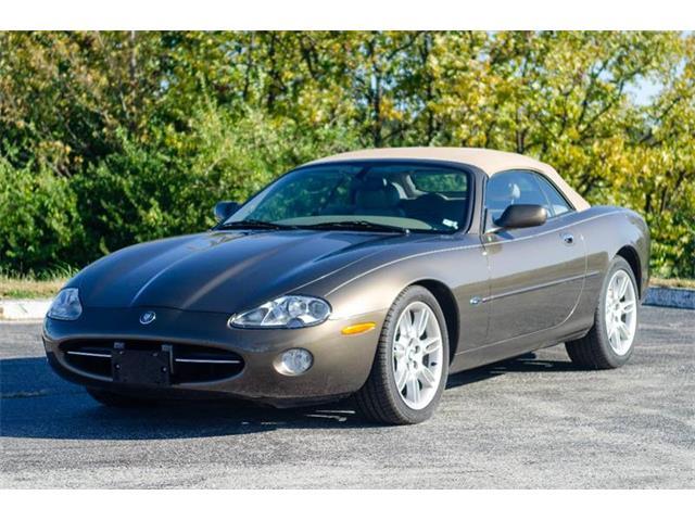 2001 Jaguar XK (CC-1296355) for sale in St Louis, Missouri