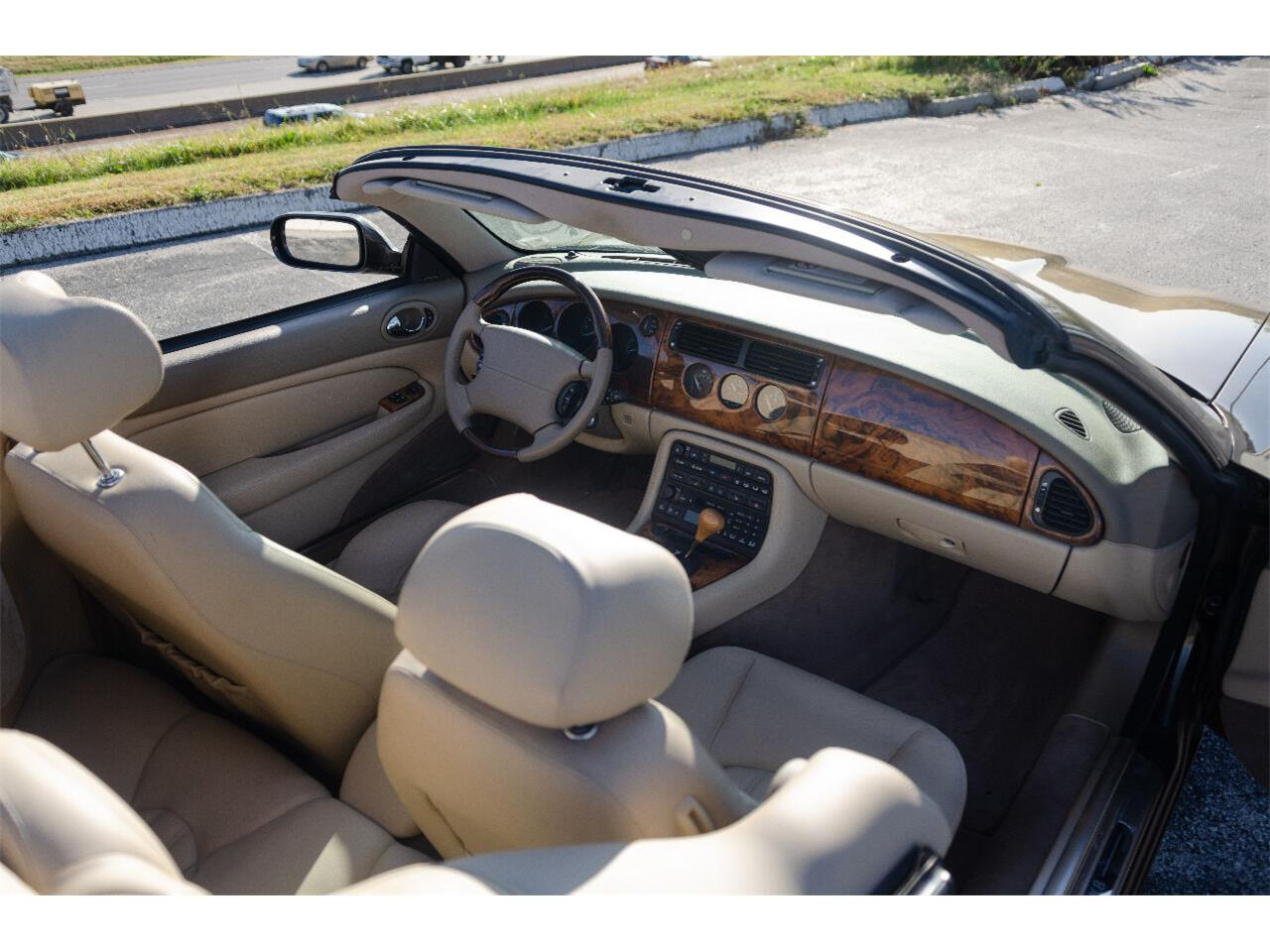 2001 Jaguar XK (CC-1296355) for sale in St Louis, Missouri