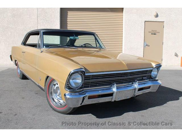 1967 Chevrolet Nova (CC-1296357) for sale in Las Vegas, Nevada