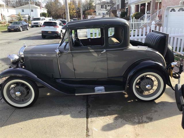 1931 Ford 5-Window Coupe (CC-1296367) for sale in Staten island, New York