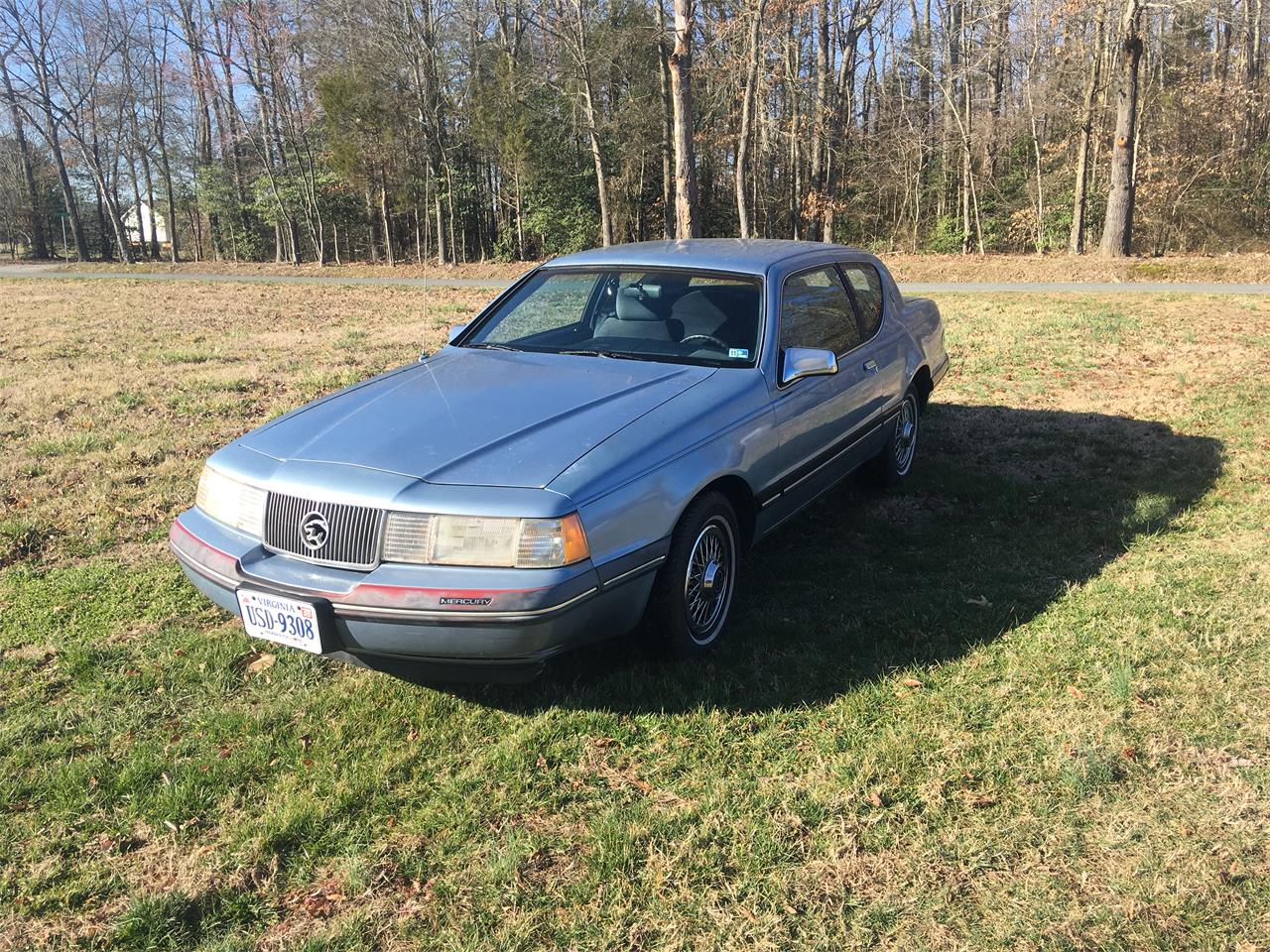 1988 Mercury Cougar (CC-1296369) for sale in Fredericksburg, Virginia