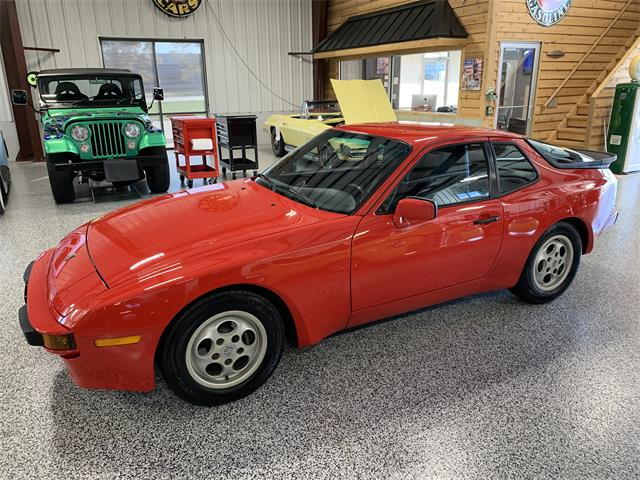 1987 Porsche 944 (CC-1296370) for sale in Hamilton, Ohio