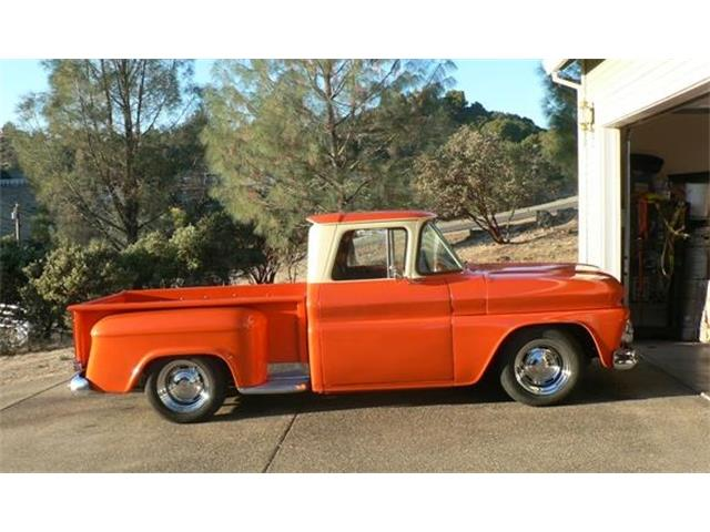 1963 Chevrolet C10 (CC-1296383) for sale in Placerville, California