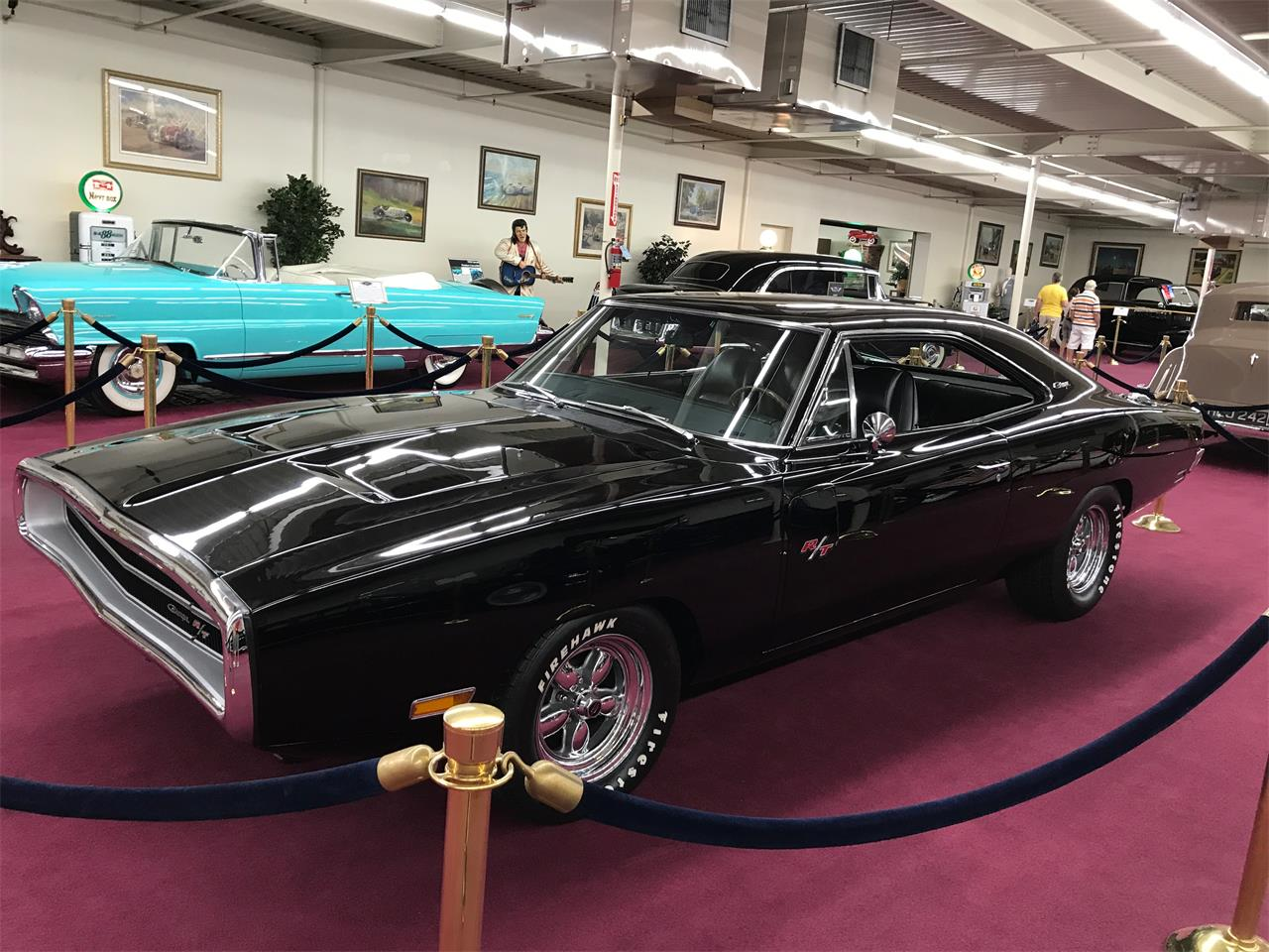 1970 Dodge Charger R/T (CC-1296396) for sale in Fenton, Michigan