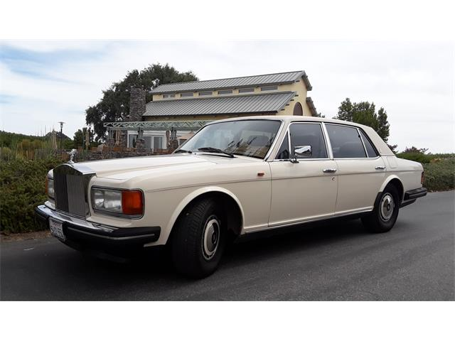 1994 Rolls-Royce Silver Spur (CC-1296397) for sale in San Luis Obispo, California