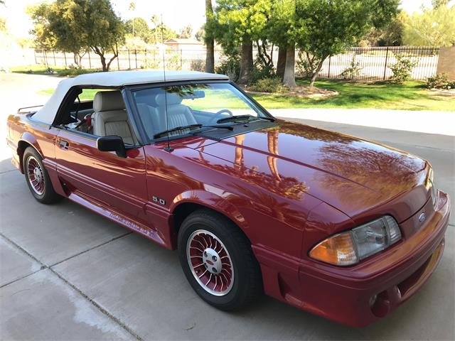 1989 Ford Mustang GT (CC-1296402) for sale in Gilbert, Arizona