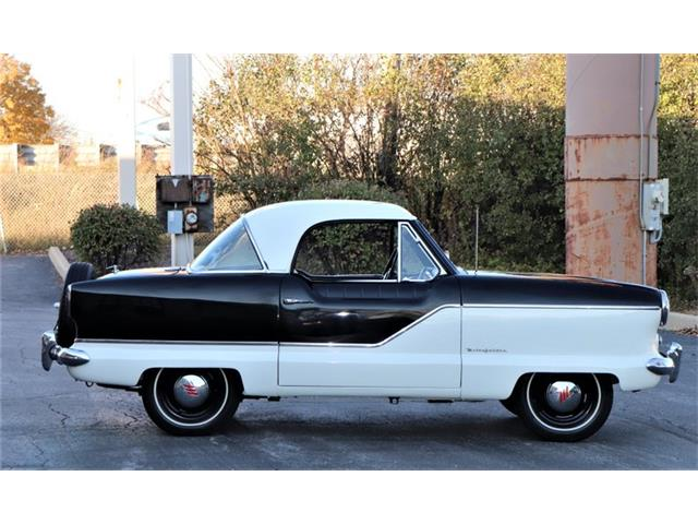 1961 Nash Metropolitan (CC-1296413) for sale in Alsip, Illinois