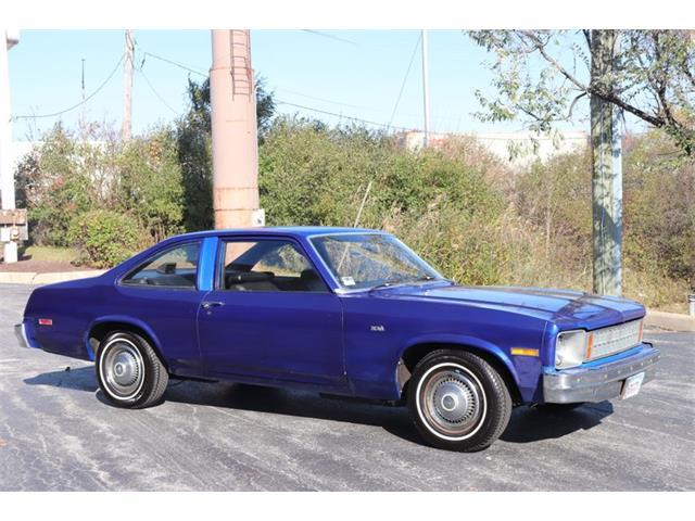 1976 Chevrolet Nova (CC-1296414) for sale in Alsip, Illinois