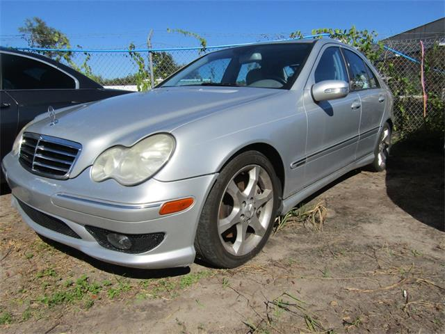 2007 Mercedes-Benz C-Class (CC-1296424) for sale in Orlando, Florida