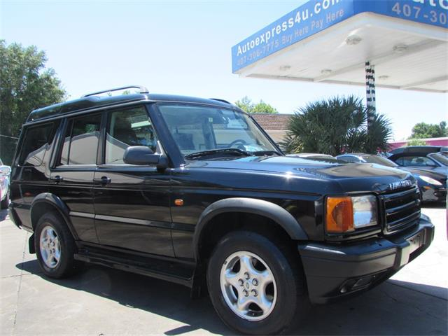 2000 Land Rover Discovery (CC-1296430) for sale in Orlando, Florida