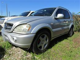 2001 Mercedes-Benz M-Class (CC-1296431) for sale in Orlando, Florida