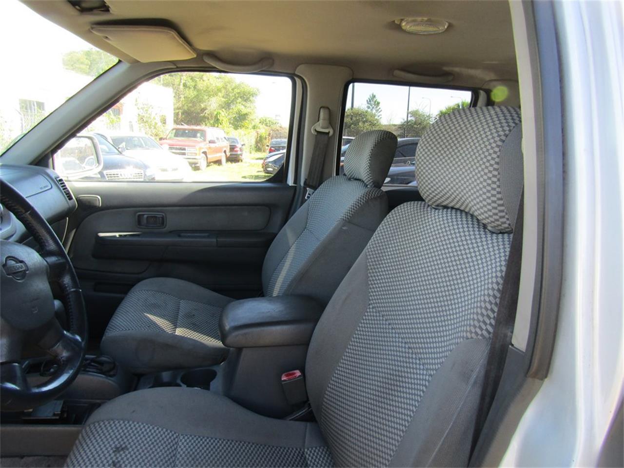 2001 Nissan Frontier (CC-1296432) for sale in Orlando, Florida