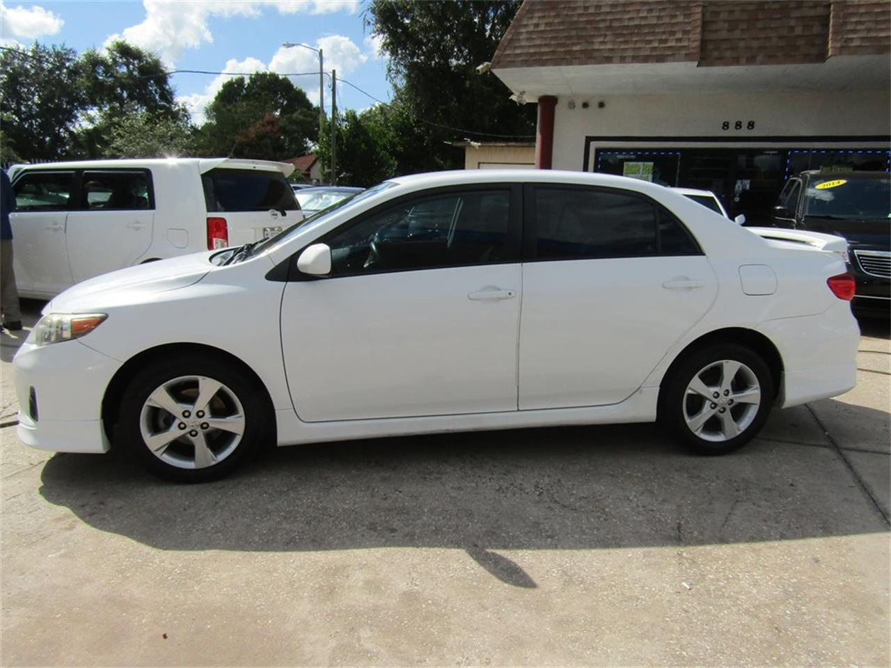 2011 Toyota Corolla (CC-1296447) for sale in Orlando, Florida