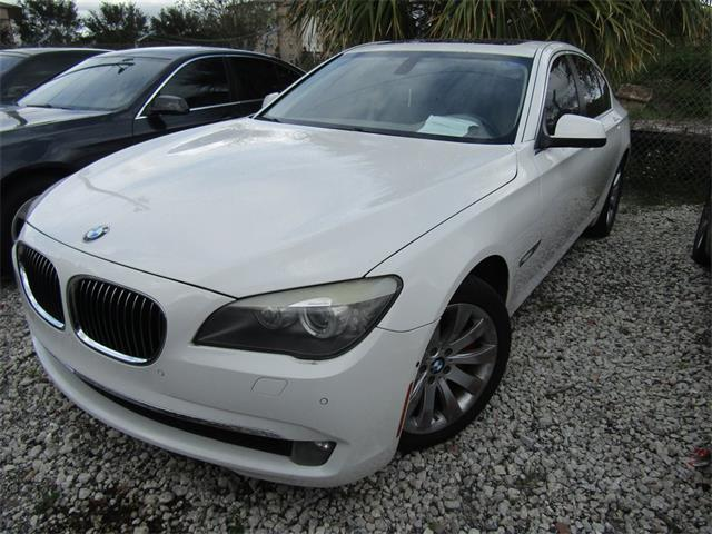 2010 BMW 7 Series (CC-1296448) for sale in Orlando, Florida