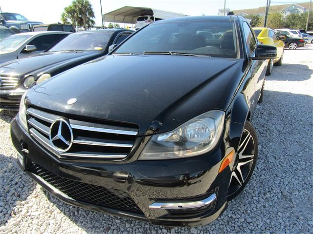 2013 Mercedes-Benz C-Class (CC-1296450) for sale in Orlando, Florida