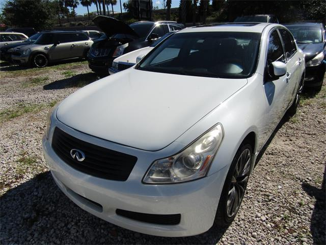 2008 Infiniti G35 (CC-1296452) for sale in Orlando, Florida