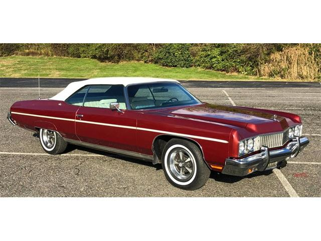 1973 Chevrolet Caprice (CC-1296460) for sale in West Chester, Pennsylvania