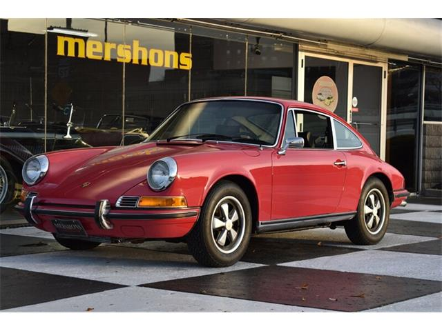 1972 Porsche 911S (CC-1296464) for sale in Springfield, Ohio