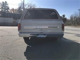 1983 Dodge Ramcharger (CC-1296466) for sale in Westford, Massachusetts