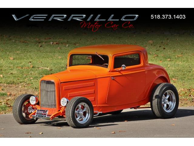 1932 Ford Coupe (CC-1296471) for sale in Clifton Park, New York