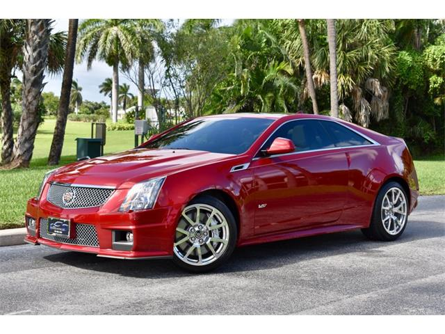 2011 Cadillac CTS (CC-1296477) for sale in Delray Beach, Florida