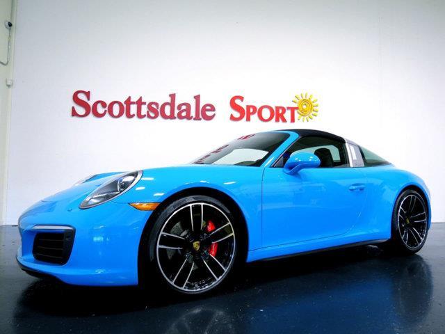 2017 Porsche 911 Targa (CC-1296479) for sale in Scottsdale, Arizona
