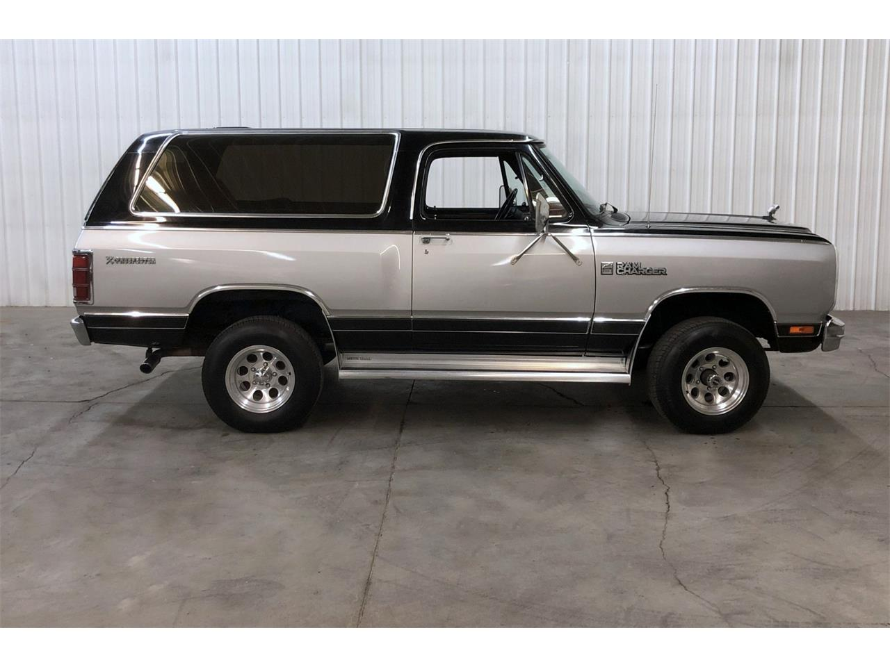 1984 Dodge Ramcharger (CC-1296480) for sale in Maple Lake, Minnesota