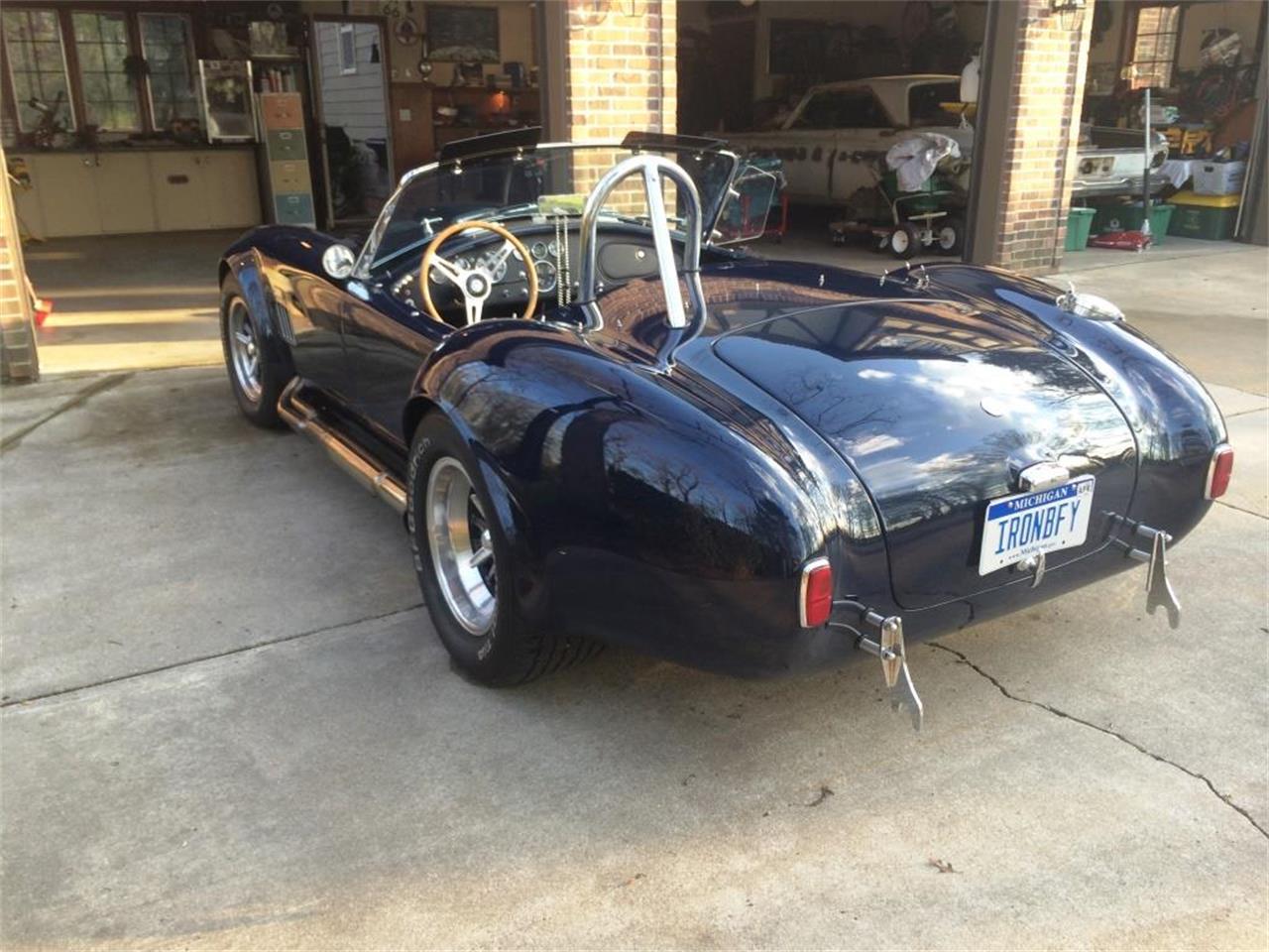 1966 Shelby Cobra Replica (CC-1296484) for sale in Oakland, Michigan