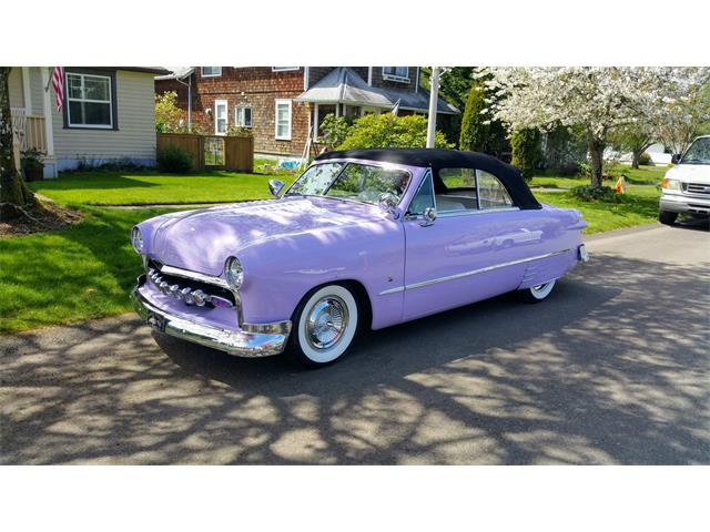1951 Ford Convertible (CC-1296486) for sale in Radcliff , KY