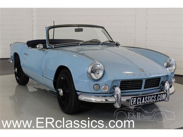 1967 Triumph Spitfire (CC-1296489) for sale in Waalwijk, Noord-Brabant