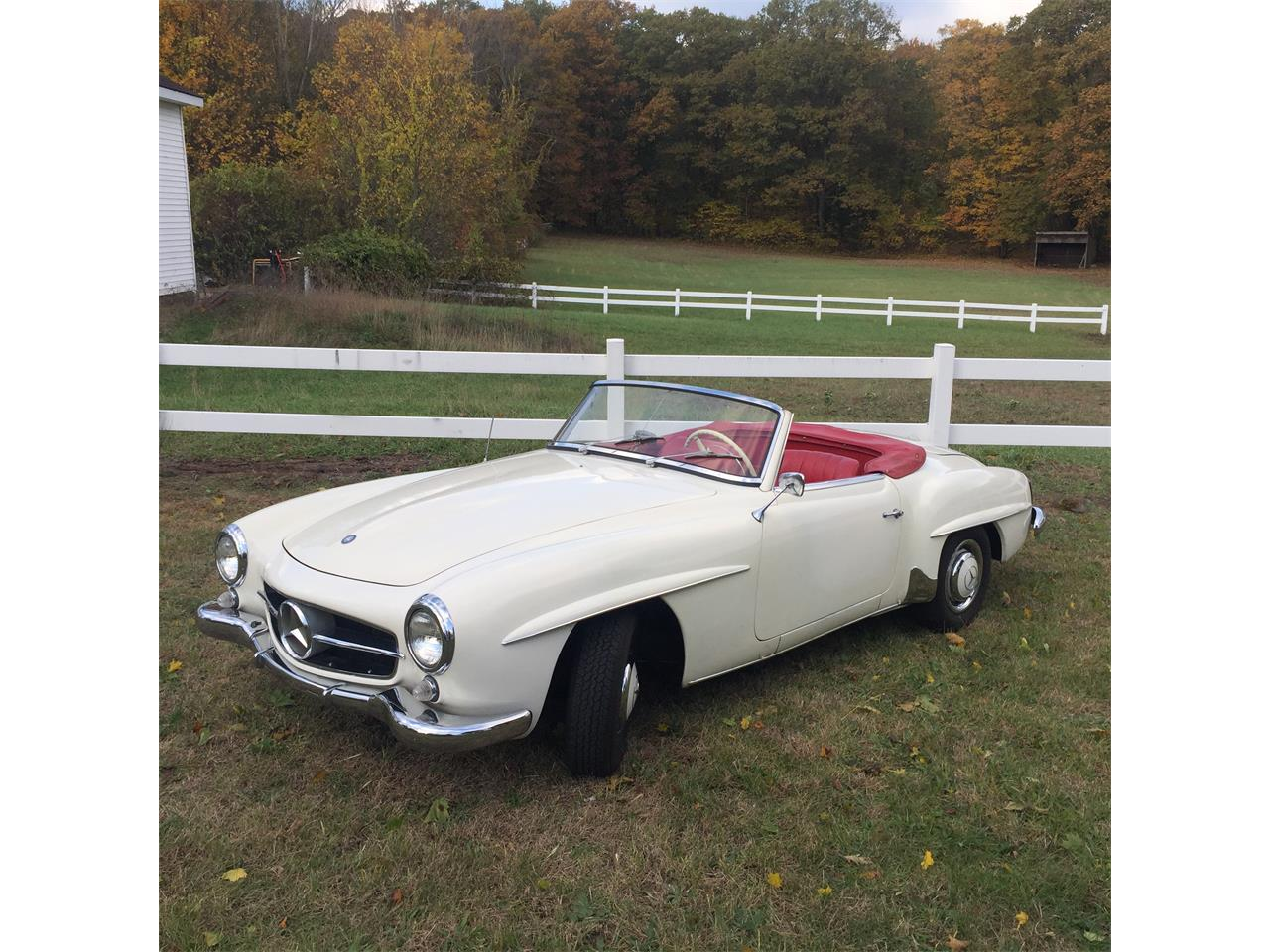 1960 Mercedes-Benz 190SL (CC-1296490) for sale in Holland, Michigan