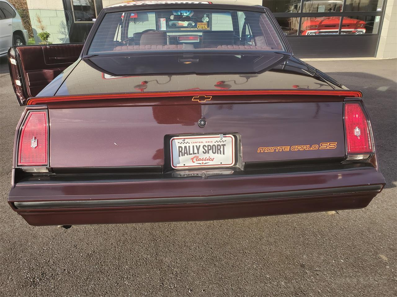 1986 Chevrolet Monte Carlo SS (CC-1296493) for sale in Canton, Ohio