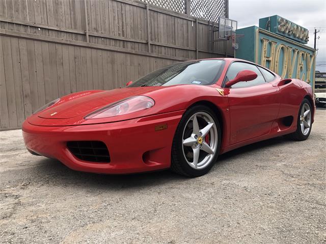 2003 Ferrari 360 Modena (CC-1296500) for sale in Dallas, Texas