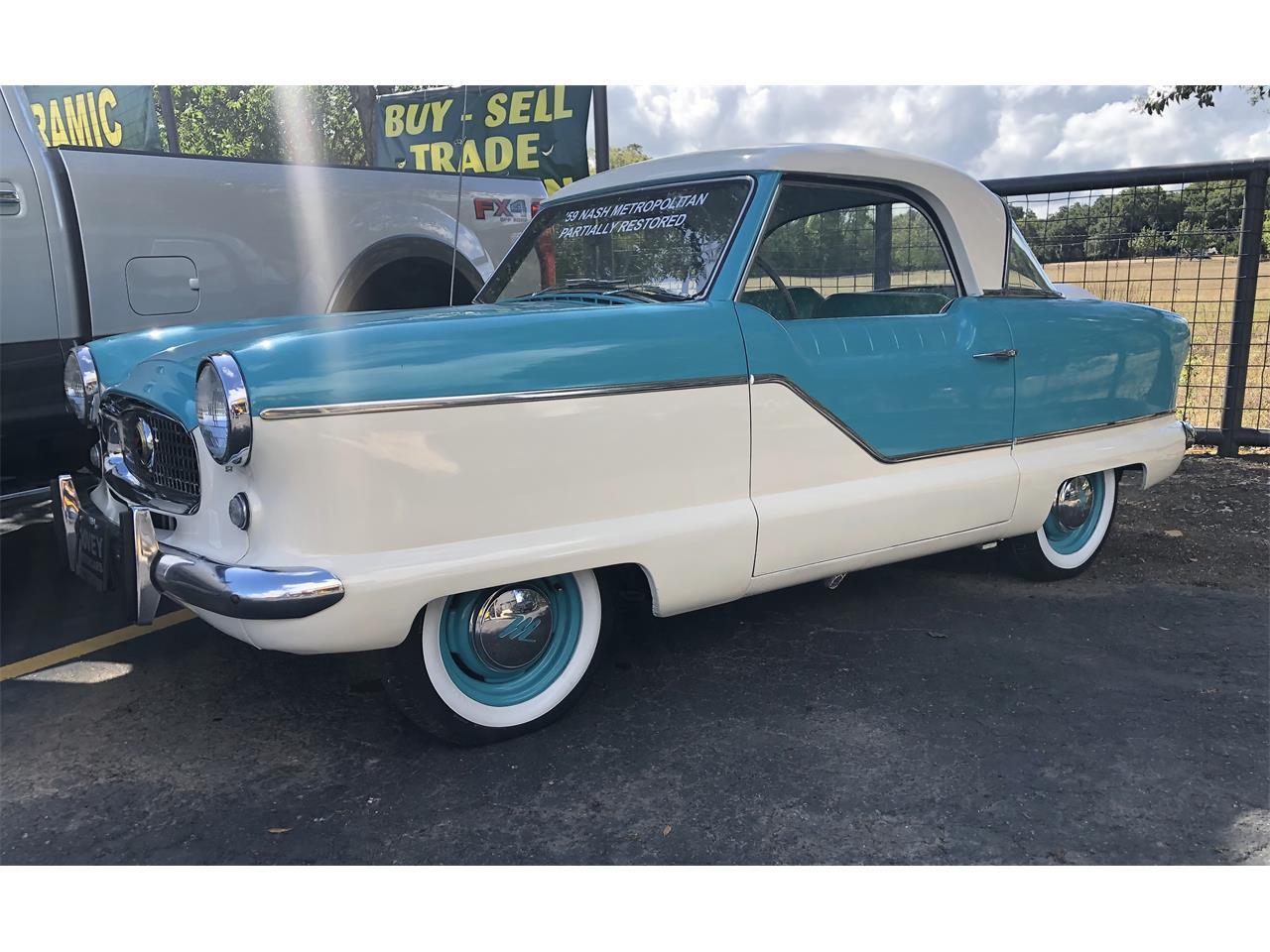 1959 Nash Metropolitan (CC-1296502) for sale in Dallas, Texas