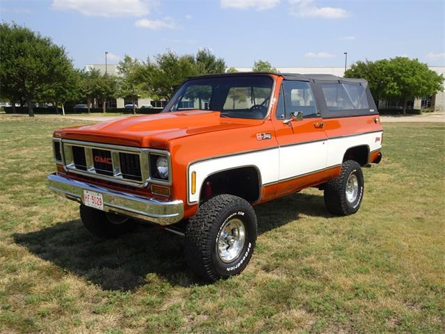 1974 GMC Jimmy (CC-1296506) for sale in Dallas, Texas