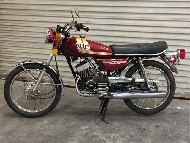 1975 Yamaha Motorcycle (CC-1296510) for sale in Jackson, Mississippi