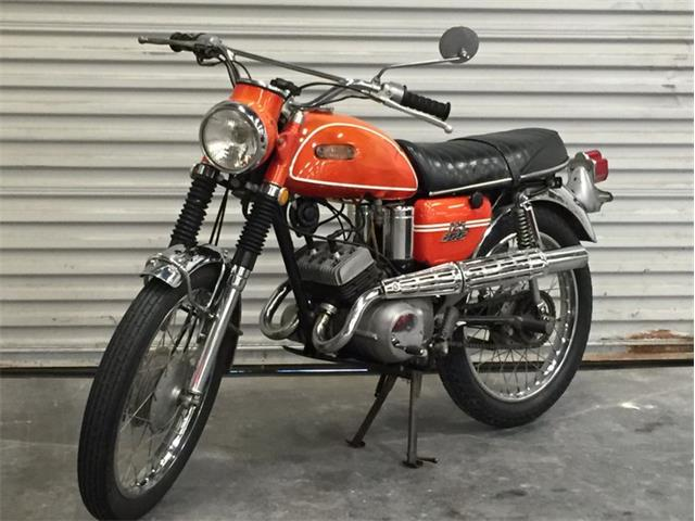 1968 Yamaha Motorcycle (CC-1296512) for sale in Jackson, Mississippi