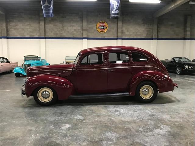 1940 Ford Sedan (CC-1296517) for sale in Jackson, Mississippi