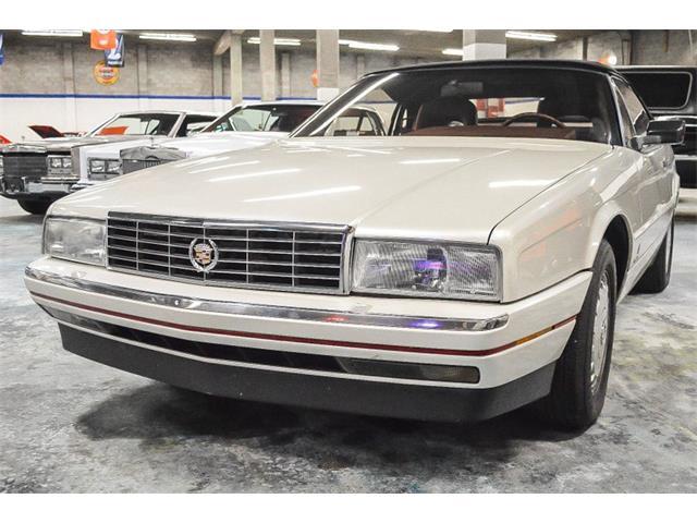 1987 Cadillac Allante (CC-1296528) for sale in Jackson, Mississippi