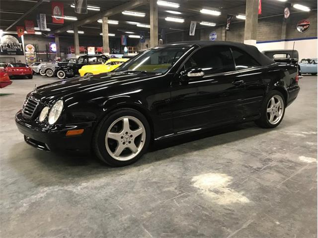 2003 Mercedes-Benz CLK (CC-1296531) for sale in Jackson, Mississippi