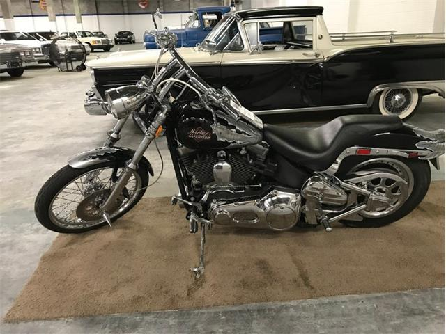 2001 Harley-Davidson Softail (CC-1296540) for sale in Jackson, Mississippi