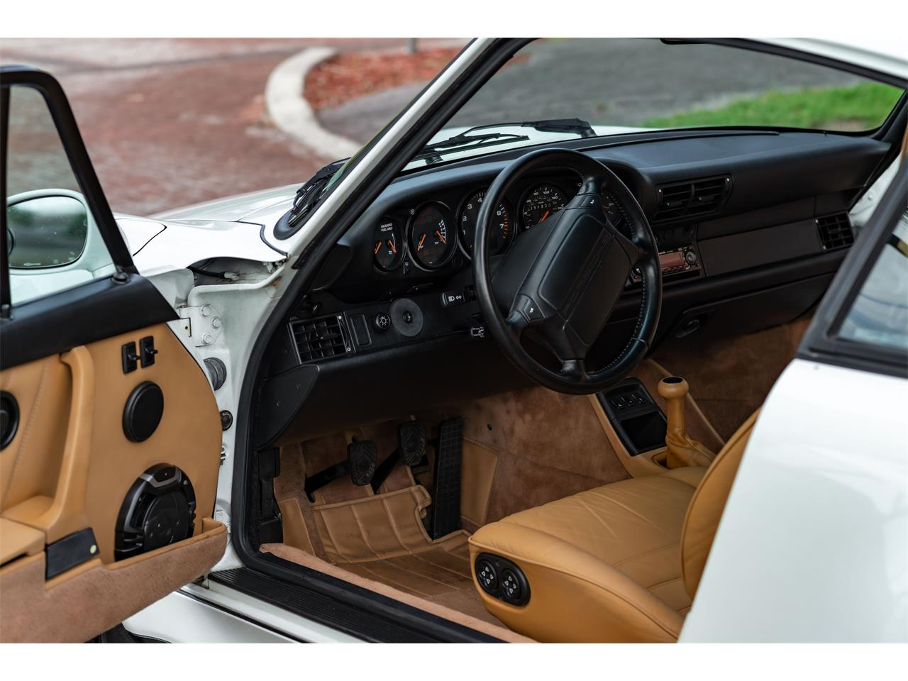 1994 Porsche 911 Turbo (CC-1296551) for sale in Jacksonville, Florida