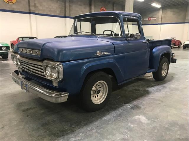 1959 Ford F100 (CC-1296563) for sale in Jackson, Mississippi