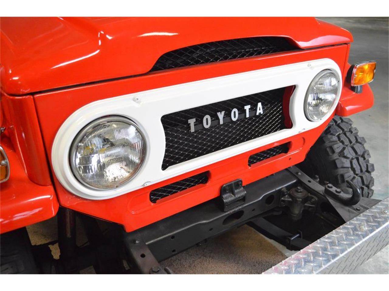1971 Toyota FJ Cruiser (CC-1296570) for sale in Jackson, Mississippi