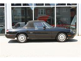 1992 Alfa Romeo Spider Veloce (CC-1296582) for sale in Jackson, Mississippi